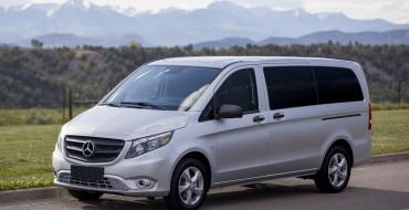 "Mercedes-Benz Metris Van Named ""Best Commercial Vehicle"" at Texas Truck Rodeo"