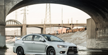 Mitsubishi Says Goodbye to Iconic Rally Car with 2015 Lancer Final Edition