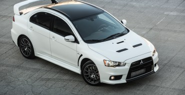 """Evo"" Nameplate May Soon Return to Mitsubishi's Lineup in a Much Different Form"