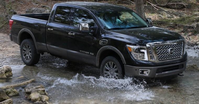 "New Nissan TITAN XD Wins ""2015 Truck of Texas"" Award"