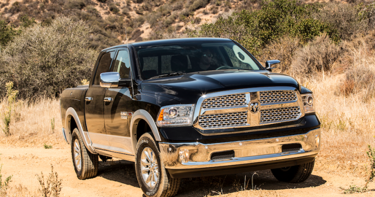 Ram 1500 EcoDiesel Named New King of Canada