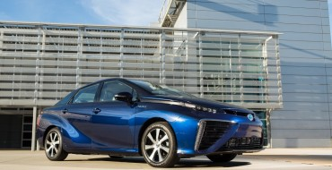 Toyota in 2015: A True Friend to the Environment