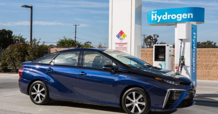 H2Woah: Check Out the Toyota Mirai's Hidden Skill
