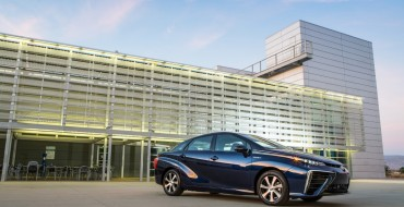 Toyota Mirai Put Through Its Paces in Road Test