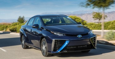 Toyota Investing in Wind Power for Clean Hydrogen Fuel Source