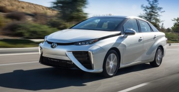 Hydrogen Fuel Cell Cars Might Actually Be Usable