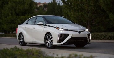 Toyota Announces 2017 Mirai Pricing—Lease Cost Goes Down
