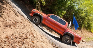 2016 Toyota Tacoma Named Mid-Size Pickup Truck of Texas