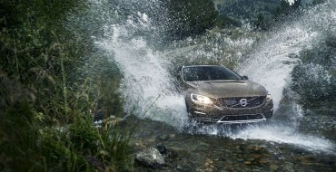 2016 Volvo V60 Cross Country Overview