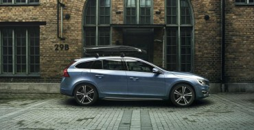 2016 Volvo V60 Overview