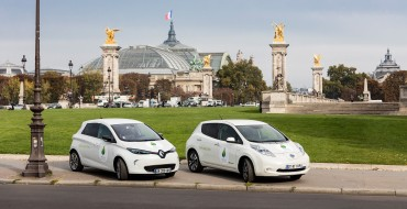 European EV Sales Update: Nissan-Renault Lead All-Electrics While Mitsubishi Dominates Plug-in Hybrids