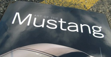 Book Review: Loeser Captures Legendary Car's Spirit in Vivid 'Art of the Mustang'