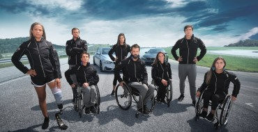 BMW Announces Performance Team Of Olympic Hopefuls