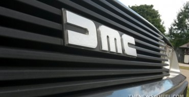 Behind the Badge: Studying DeLorean's DMC Insignia Design Takes Us Back in Time