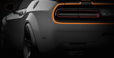 Mopar AWD Dodge Challenger Concept Set for 2016 SEMA Debut