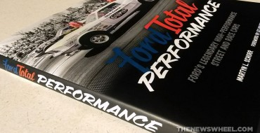 Book Review: Martyn Schorr Recounts Detailed History of Ford Racing in 'Ford Total Performance'