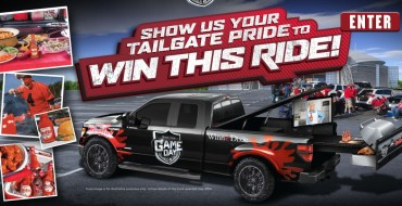 Frank's RedHot® Invites You to Show Your Tailgate Pride to Win a Customizable Pickup Truck