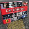 Book Review: Chapman's 'Car Emblems' Prefers Broad Info over Artful Analysis