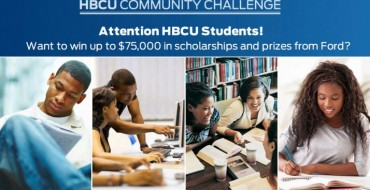 Ford HBCU Community Challenge Returns for 2015
