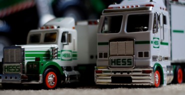 Hess Offering New Toy Trucks Despite Selling Gas Stations