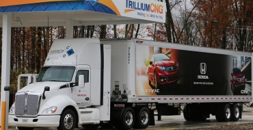 Honda Opens Second CNG Fueling Station in Ohio