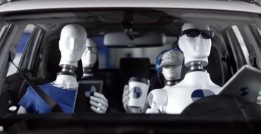 NHTSA Will Put Crash-Test Dummies in Backseats Thanks to Uber, Lyft