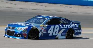 Jimmie Johnson Eliminated from 2015 NASCAR Playoffs