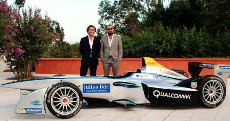 Environmentalist and Actor Leonardo DiCaprio Joins Formula E Committee