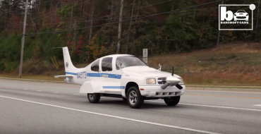 Chevrolet Tracker Gets Second Life as Plane Car