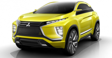 New Mitsubishi Compact SUV Set for Debut in 2017
