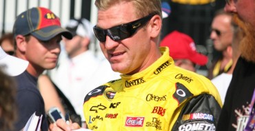 NASCAR Driver Clint Bowyer Finds New Job, But Won't Start Until 2017?