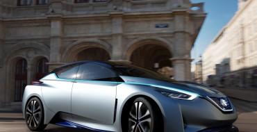 Nissan Reveals Autonomous Drive, Electric IDS Concept Vehicle