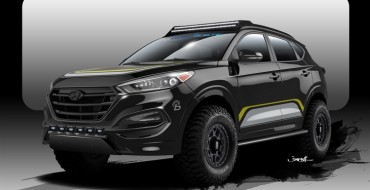 2016 Hyundai Tucson Changed from Family SUV to Off-Road Rock Star
