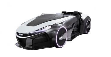 Mitsubishi Emirai 3 xDas Concept Takes Tokyo Into Future