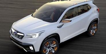 Subaru to Take Impreza and VIZIV Concepts to Tokyo Motor Show