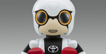 Toyota's Kirobo Mini Robot Offers Emotional Support to Drivers