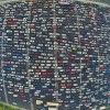 Study: Sitting in Traffic Pollutes the Air Inside Your Car