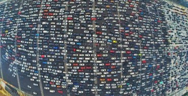 Hell is a 50-Lane Traffic Jam in Beijing