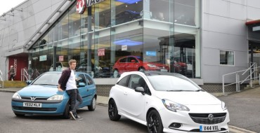Vauxhall Scrappage Allowance Scheme Returns, Offers Up to £2,000