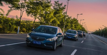 GM China Brings Green in Motion to Ningxia Hui Autonomous Region