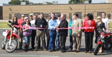 Irving, Texas Honda Rider Education Center Reopens