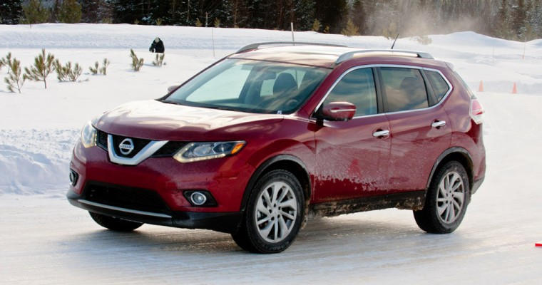Nissan Has a New Best-Selling Vehicle