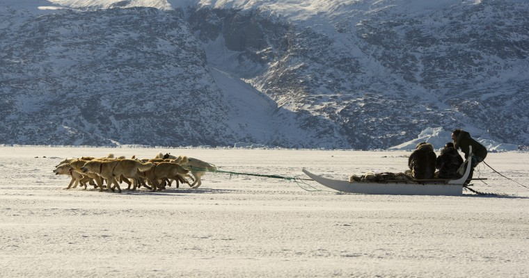 Not News: GPS Sends Tourists Down Abandoned Road; News: Tourists Needed Rescued by Sled Dogs
