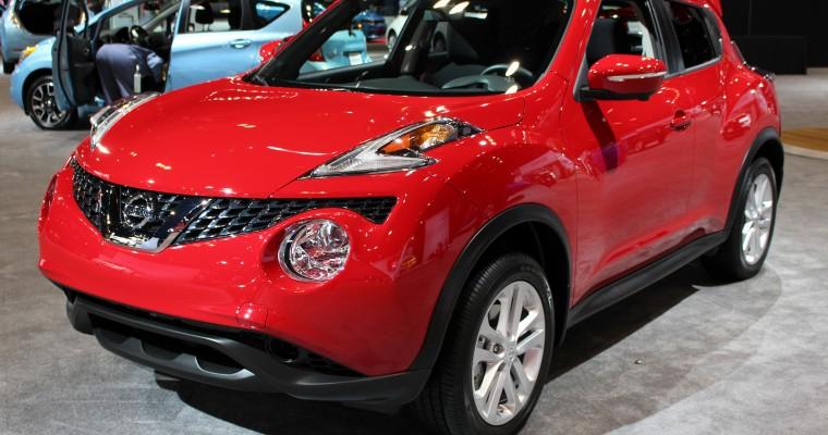 Nissan Juke Prepares for e-Power