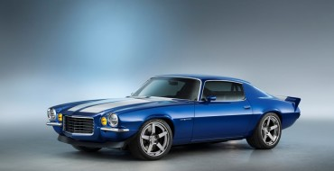 Chevrolet Performance Combines Classic Camaro and Modern Corvette