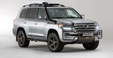 [PHOTOS] Toyota Reveals SEMA Edition TRD Models
