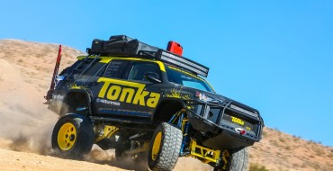 Toyota Builds Life-Size Tonka 4Runner for SEMA Show