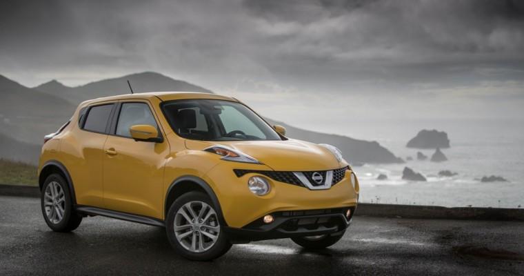 2016 Nissan JUKE Overview