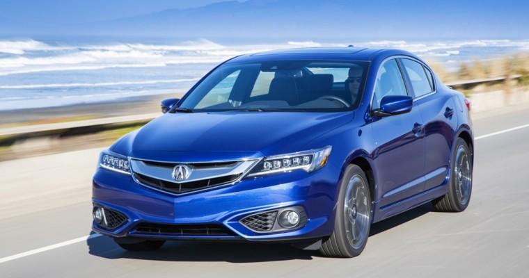 2016 Acura ILX Overview