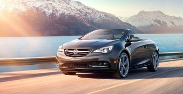 Cascada, Encore Lead Buick with Impressive Conquest Sales